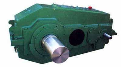 QJY系列硬齿面减速机(起重机用)